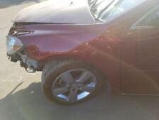 09-12 Chevrolet Volt OEM Red 301N Front Driver Fender 25949347