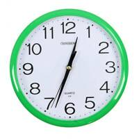 Large Vintage Round Modern Home Bedroom Retro Time Kitchen Wall Clock Quartz ZC