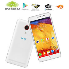 """Stylish 5.5"""" Android 4.4 DualCore 3G GSM+WCDMA Smartphone AT&T Straight Talk"""