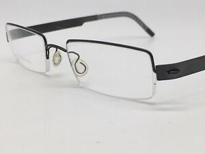 Lindberg Striptitan 3016 Silver Anthracite High End Super Light Design 43-17 XS
