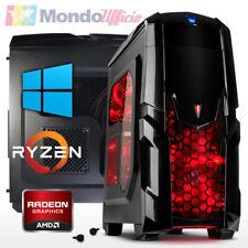 PC GAMING AMD RYZEN 7 2700X - Ram 16 GB - SSD 1 TB - ATI RX 580 8 GB - Windows