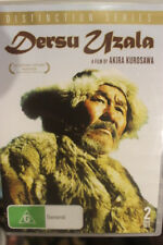 DERSU UZALA DELETED RARE PAL DISTINCTION SERIES 2-DVD SET OOP AKIRA KUROSAWA