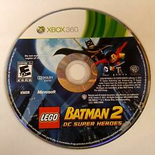 LEGO BATMAN 2 DC SUPER HEROES (XBOX 360 GAME) (DISC ONLY) 3311