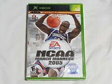 NEW NCAA March Madness 2005 XBox Game SEALED college basketball US NTSC
