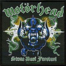 "Motörhead  ""Stone Deaf Forever"" Patch/Aufnäher 601841 #"