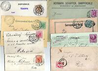 Austria - 1954 - Lotto da 8 buste -  231  ED