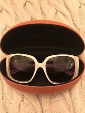 Original Missoni Gafas de sol en Marco Blanco Y Estuche