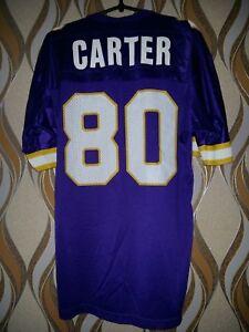 Champion Jersey Minnesota Vikings  #80 Cris Carter NFL