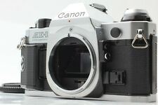 【MINT】Canon AE-1 AE1 Program 35mm SLR Film camera body only silver from JAPAN