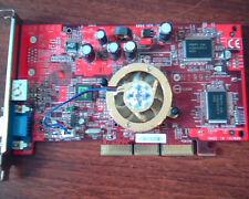 AGP card 8866 Ver 100 G4MX440-T 0207068198 VGA  TV-out N1996 MSI