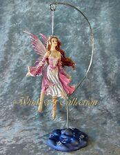 "Nene Thomas ""Adagio"" Fairy Figurine Ornament Retired 2006"