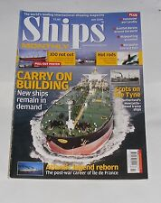SHIPS MONTHLY JULY 2009 - CARRY ON BUILDING/SCOTS ON THE TYNE