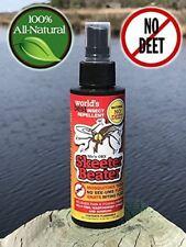 SKEETER BEATER: NO DEET - ALL NATURAL ORGANIC Insect Repellent Mosquito Repellen