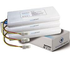 Lot de 3 batteries 14.4V 3500mAh pour Samsung Navibot VC-RA52V - Sté Française -