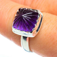 Amethyst 925 Sterling Silver Ring Size 8.25 Ana Co Jewelry R46595F