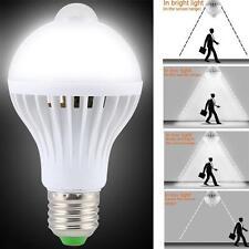 5 / 7W / 9W E27 LED sensor de movimiento PIR Auto Ahorro energía Luz Lampara BB