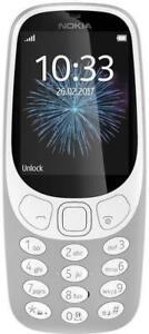 2017 NOKIA 3310 2G Dual SIM Retro Classic Cell Phone 16MB Camera Mobile Phone