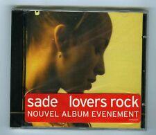 CD (NEW) SADE LOVERS ROCK
