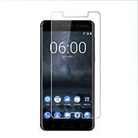 Pellicola lcd vetro temperato protezione 9h antiurto per Nokia 6