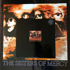 "The Sisters Of Mercy, ""Dr Jeep"" RARE UK Ltd Ed 12"" + POSTER!! (Nephilim Mission)"