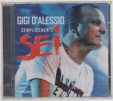 GIGI D'ALESSIO SEMPLICEMENTE SEI CD SIGILLATO!!!