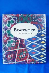 2002 BEADWORK A WORLD GUIDE BY CAROLINE CRABTREE AND PAM STALLEBRASS SEALED NEW