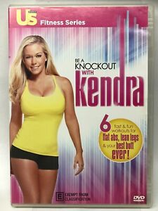 Kendra - Be a Knockout with - DVD - AusPost with Tracking