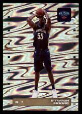 2019-20 Panini Sticker & Card Silver Foil #398 E'twaun Moore NM-MT/MINT