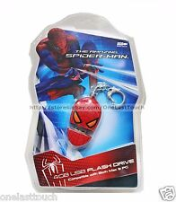 THE AMAZING SPIDER-MAN Portable 4GB USB FLASH DRIVE Computer+Laptop+Games MAC/PC