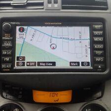 Toyota Rav4 OEM Navigation Touch Screen Radio w. Map Disc, Stereo Head Unit
