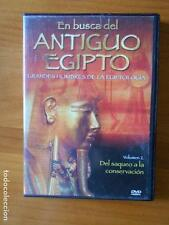 DVD DEL SAQUEO A LA CONSERVACION - EN BUSCA DEL ANTIGUO EGIPTO VOLUMEN 2 (C4)