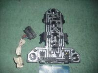 A GENUINE VW VOLKSWAGEN GOLF MK4 REAR BACK LIGHT LAMP BULB HOLDER  LEFT / RIGHT