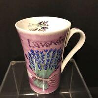 Roy Kirkham Classic  Fine Bone China England Sweet Lavender Mug Tea Cup