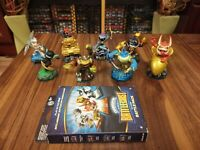 Skylanders Swap Force 8 Figure Bundle Battle Pack - See Description For Offer!