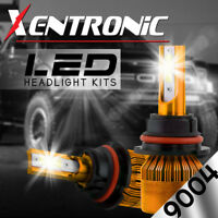 XENTRONIC LED HID Headlight kit 9004 HB1 White for 1993-1998 Jeep Grand Cherokee