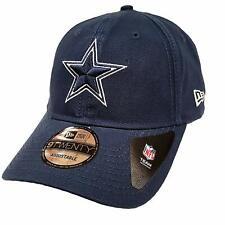 Dallas Cowboys Men's Navy Pack Core Classic Adjustable Hat / Cap