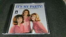 It'S My Party - Can I Get To Know You Better? Pop Rock 2000 Mister Cat Cd