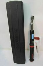 Snap-on ATECH1FR240B 1/4 inches Flex-Head Torque Wrench