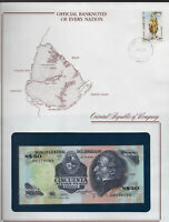 Banknotes of Every Nation Uruguay 1988 50 Pesos P 61Aa UNC  serie F
