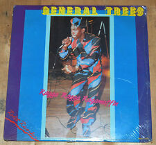 SEALED General Trees Ragga Ragga Ragamuffin LP Rohit Records Dancehall reggae