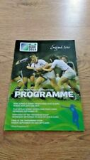 More details for women's rugby world cup 2010 tournament programme