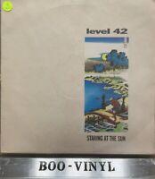 Level 42 - Staring At The Sun - Vinyl Record LP Album - 1988 - 837 247  Vg+
