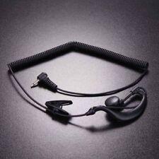 2.5mm Listen Only Earpiece for Speaker Mic Kenwood Baofeng Walkie Talkie Radio