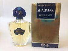 Guerlain SHALIMAR 1.7oz Women's EDT Spray, NIB 100% AUTHENTIC, VERY RARE