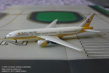 Gemini Jets Royal Brunei Boeing 777-200 in Old Color Diecast Model 1:400