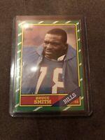 1986 Topps Bruce Smith #389 ROOKIE CARD-Nrmt!-Nice!-BILLS #1