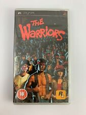PSP The Warriors (2007), UK Pal, Brand New & Factory Sealed, Read