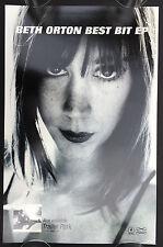 Beth Orton Best Bit original 1997 promo poster!!