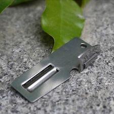 "2"" Double Peeler Stainless Steel 2 in 1 EDC Pocket Multi Tools Outdoor Opener JG"