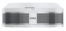 Gira 233602 Rauchwarnmelder Dual Q Reinweiß glänzend